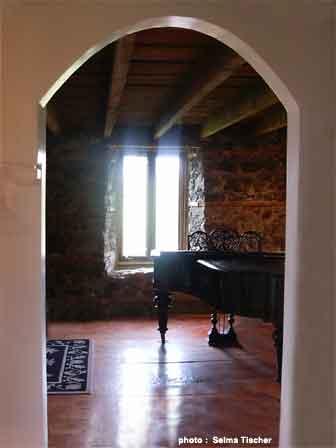 Mon piano à queue Bluthner de collection